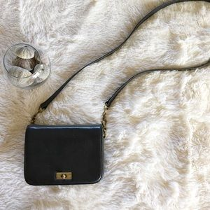 "pm editor pick • j.crew • ""edie"" leather crossbody"